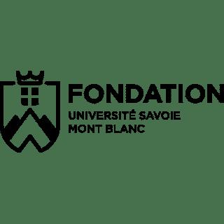 Fondation Université Savoie Mont-Blanc logo