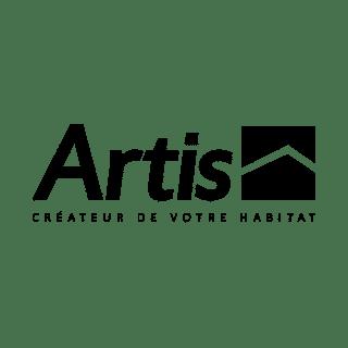 Artis - Créateur de votre habitat - Logo