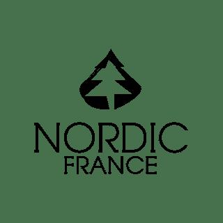 Nordic France - Domaines nordiques français- Logo