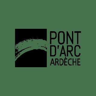 Pont d'Arc Ardèche - Office de Tourisme - Logo