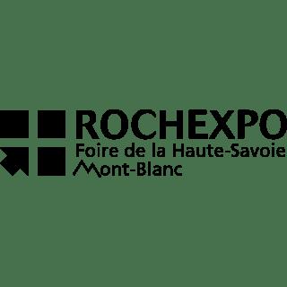 Rochexpo - Foire de la Haute-Savoie Mont-Blanc - Logo