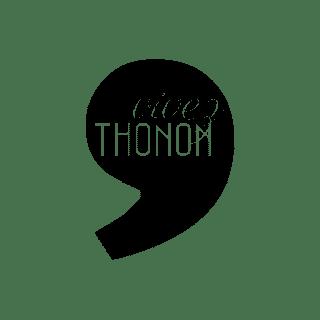 Vivez-Thonon - Office de Tourisme de Thonon-les-Bains - Logo