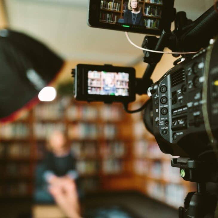 Film entreprise agence vidéo